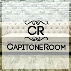 Логотип фабрики Capitone Room
