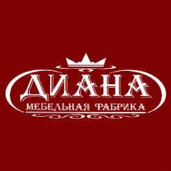Логотип фабрики «Диана»