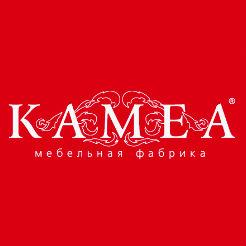 Логотип фабрики «КАМЕА»