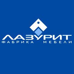 Логотип фабрики Лазурит