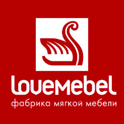 Логотип фабрики «Lovemebel»