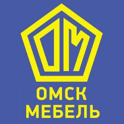 Логотип фабрики Омскмебель