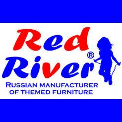 Логотип фабрики «Red River»