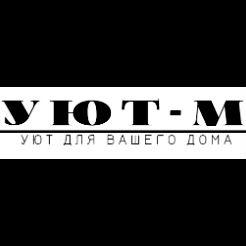 Логотип фабрики «Уют-М»
