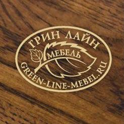 Логотип фабрики «Green Line»