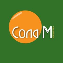 Логотип фабрики «Сола-М»