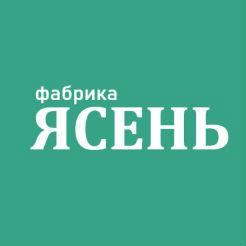 Логотип фабрики «Ясень»