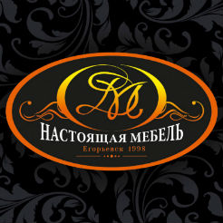 Логотип фабрики «Настоящая Мебель»