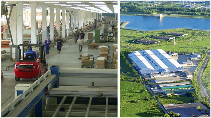 Фото фабрики Лазурит