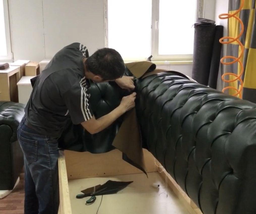 Фото фабрики «Comodnov»