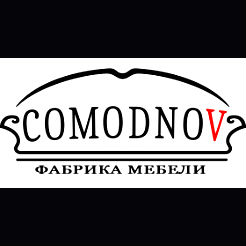 Логотип фабрики «Comodnov»