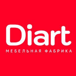 Логотип фабрики «ДиАрт»