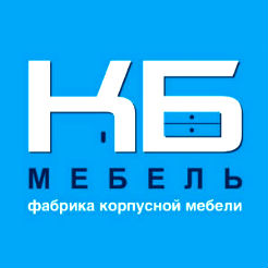 Логотип фабрики КБ-мебель
