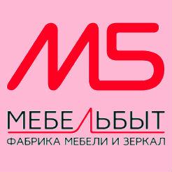 Логотип фабрики «Мебельбыт»