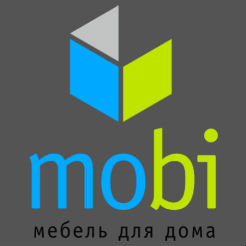 Логотип фабрики «Mobi»