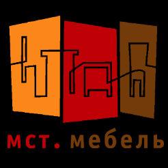 Логотип фабрики «МСТ. Мебель»