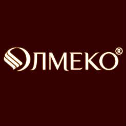 Логотип фабрики «Олмеко»