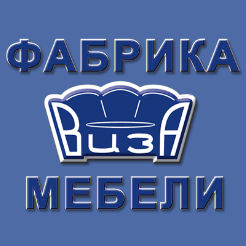 Логотип фабрики «Виза»