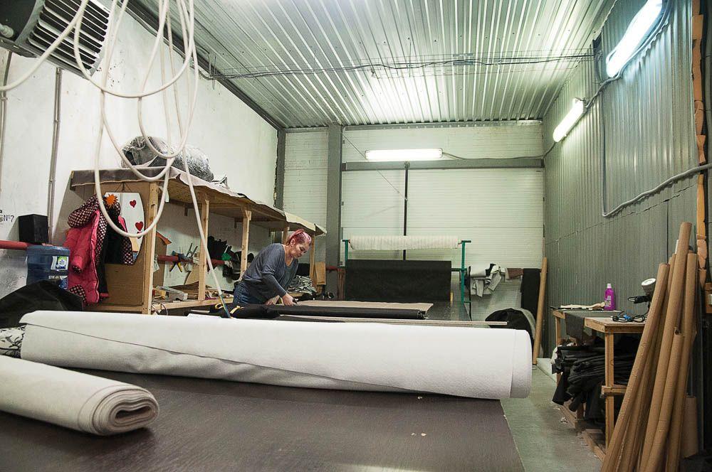 Фото фабрики «Технология мебели»