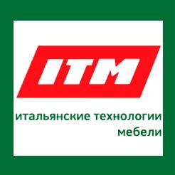 Логотип фабрики «ITM-мебель»