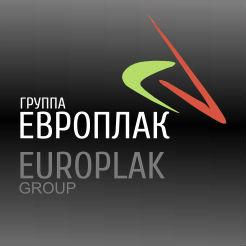 Логотип группы «Европлак»