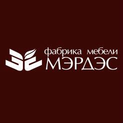 Логотип фабрики «Мэрдэс»