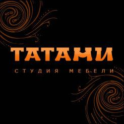 Логотип студии мебели «Татами»