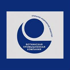 Логотип Воткинской Промышленной Компании
