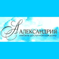Логотип фабрики «Александрия»