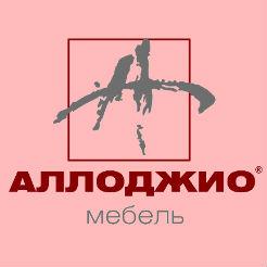 Логотип фабрики «Аллоджио»