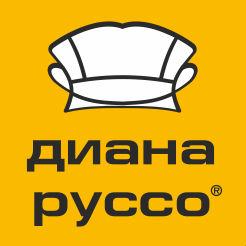 Логотип фабрики «Диана Руссо»