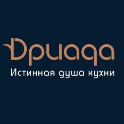 Логотип фабрики Дриада