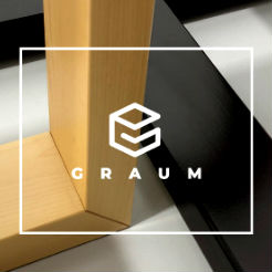 Логотип компании «Graum»