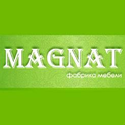 Логотип фабрики «Магнат»
