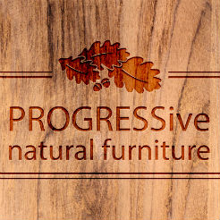 Логотип фабрики «Прогресс»