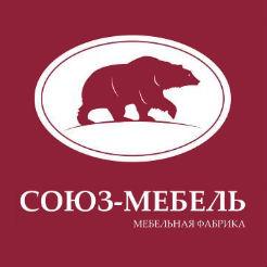 Логотип фабрики «Союз Мебель»