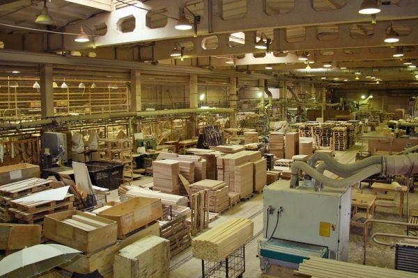 Фото фабрики «Формула дивана»