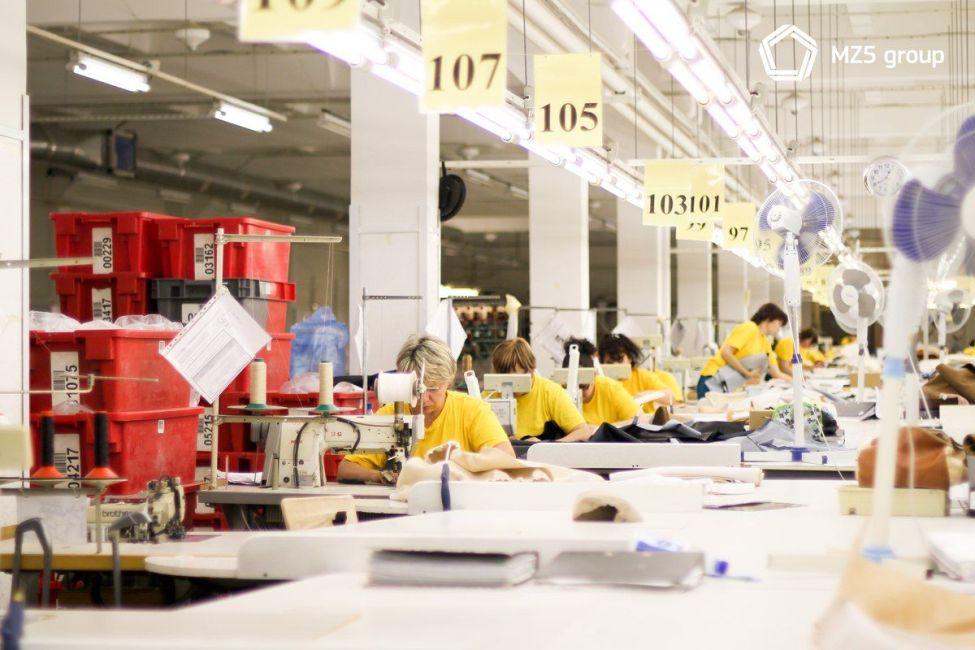 Фото фабрики «Диваны express»