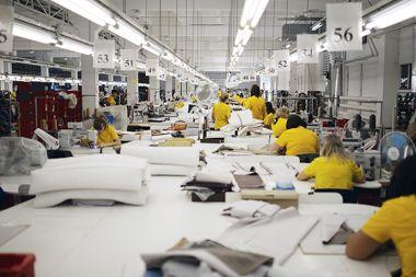Фото фабрики Divanger