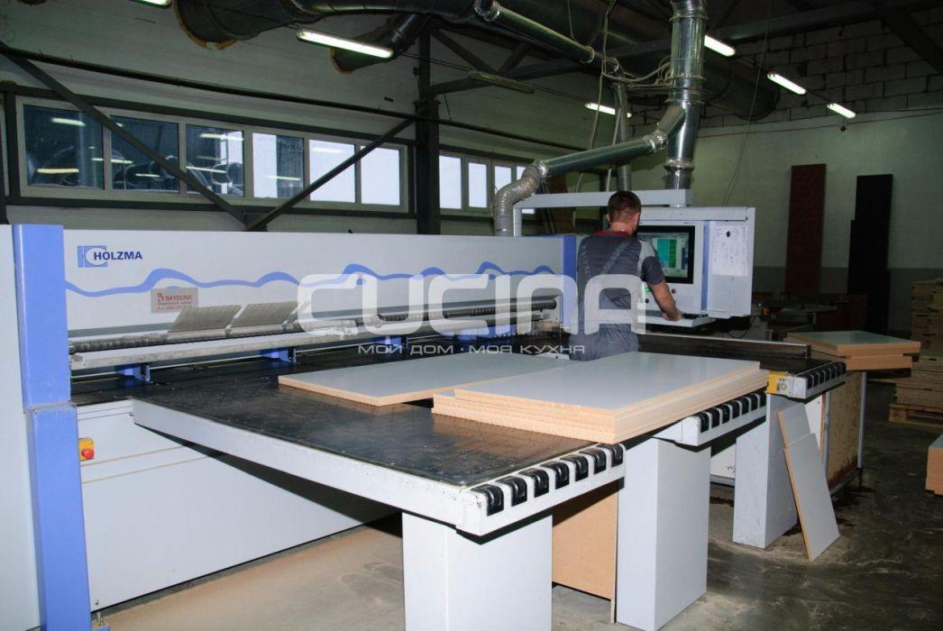 Фото фабрики «Cucina»