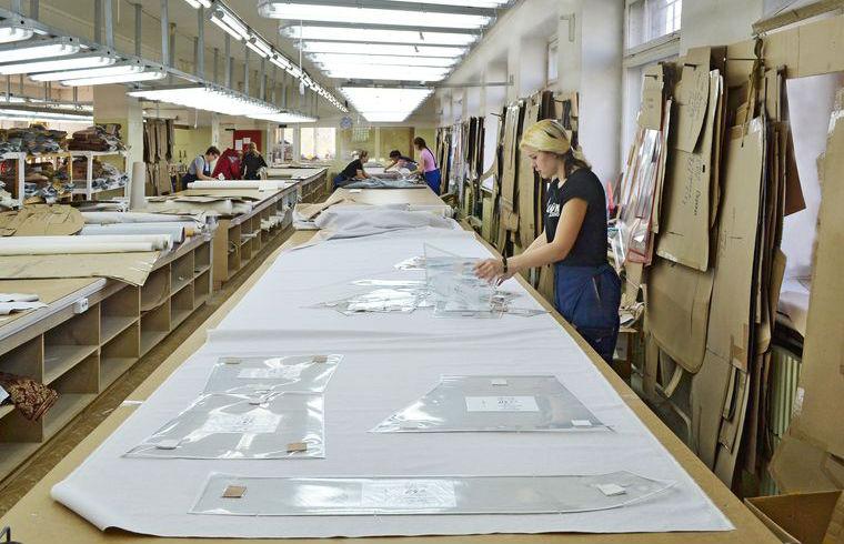 Фото фабрики Bono