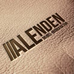 Логотип фабрики Alenden