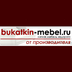 Логотип фабрики «Букаткин-мебель»