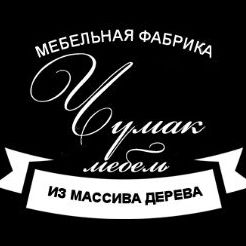 Логотип фабрики «Чумак-мебель»