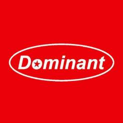 Логотип фабрики Dominant