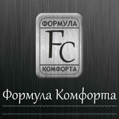 Логотип фабрики «Формула комфорта»