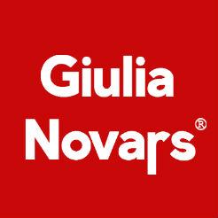 Логотип фабрики Giulia Novars