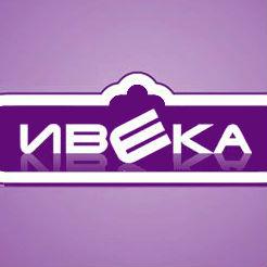 Логотип фабрики Ивека