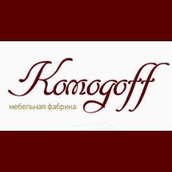 Логотип фабрики Комодофф