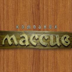 Логотип фабрики Массив